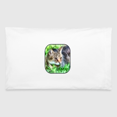 Tabby Cat Closeup - Pillowcase