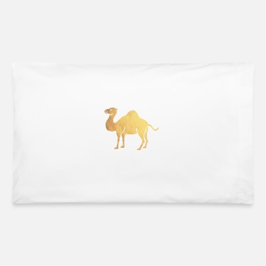 Dromedary gold dromedary - Pillowcase 32'' x 20''