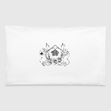 Gypsy woman - Pillowcase