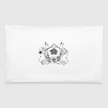 Pillowcases Gypsy woman - Pillowcase
