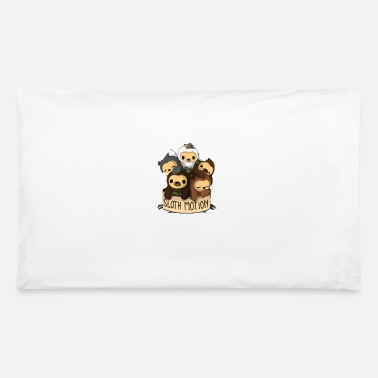 Motion SLOTH MOTION - Pillowcase