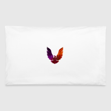 phoenix fire bird logo - Pillowcase