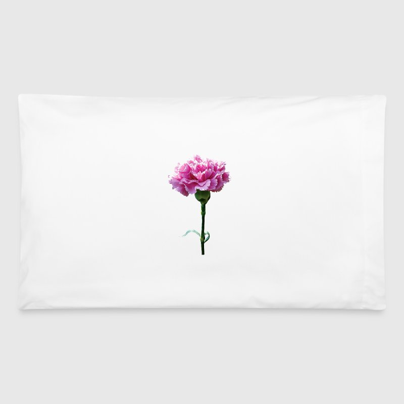 One Pink Carnation - Pillowcase