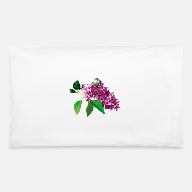 Lilac Small Cluster of Pink Lilacs - Pillowcase
