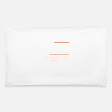 Address Drunk Address - Pillowcase 32'' x 20''
