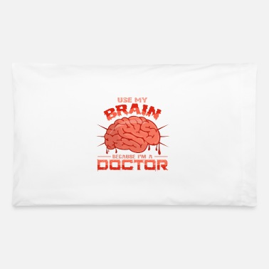 Doctor On Call Doctor - Pillowcase 32'' x 20''