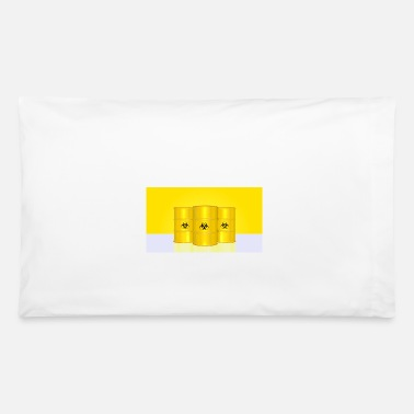 Nuclear nuclear - Pillowcase 32'' x 20''