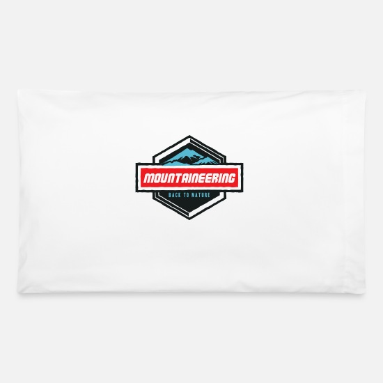 Tent Pillow Cases - Mountaineering - Pillowcase 32'' x 20'' white
