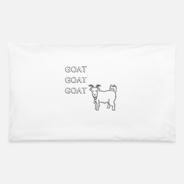Goat Goat Goat Goat - Pillowcase 32'' x 20''