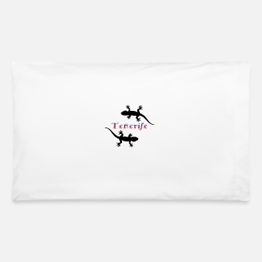 Gecko Tenerife Geckos - Pillowcase 32'' x 20''