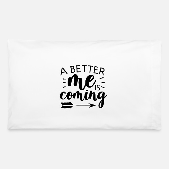 Quotes Pillow Cases - Quotes - Pillowcase 32'' x 20'' white