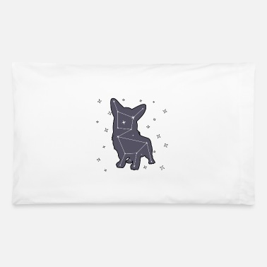 Asterisk Zodiac sign Corgi constellation - Pillowcase 32'' x 20''