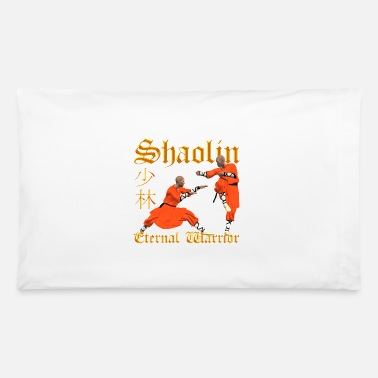 Shaolin Warrior - Pillowcase 32'' x 20''