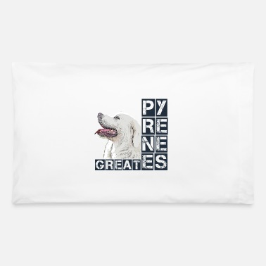 Italy Great Pyrenees - Pillowcase