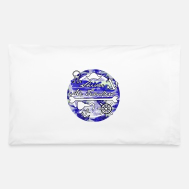 North Sea Shiver Me Timbers J - Pillowcase 32'' x 20''