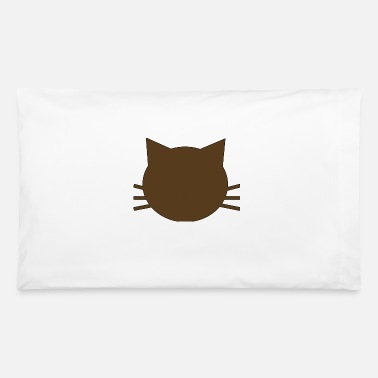 Brown Kitty - Pillowcase 32'' x 20''
