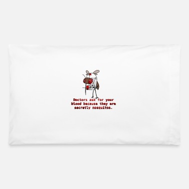 Doctor Travel Mosquito Doctor - Pillowcase 32'' x 20''