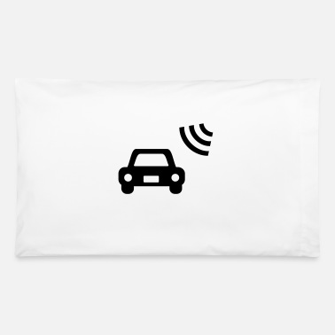 Cable Car Receiving car - Pillowcase 32'' x 20''