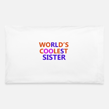 Sister Design sister design - Pillowcase 32'' x 20''