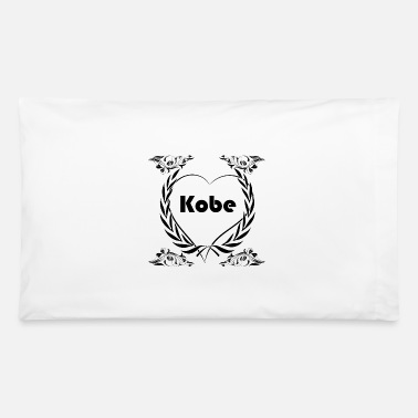 I Heart I love Kobe, City - Pillowcase