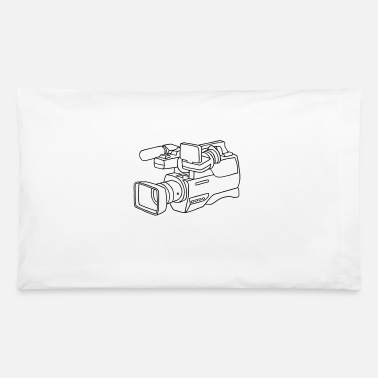 Video video camera - Pillowcase 32'' x 20''