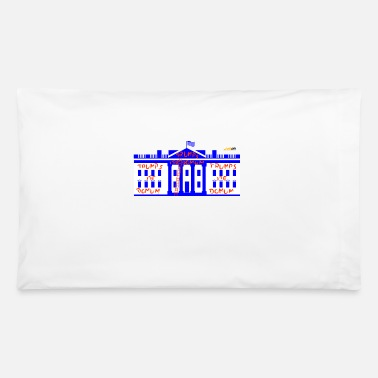 Trumps: ite domum - Pillowcase 32'' x 20''