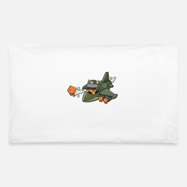 Jet JET CAT - Pillowcase 32'' x 20''