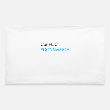 Conflict ConFLiCT - Pillowcase 32'' x 20''