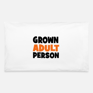 Adults adult - Pillowcase 32'' x 20''