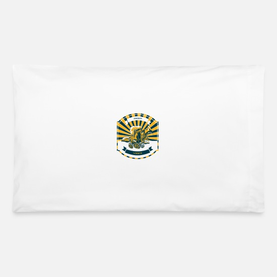Munich Pillow Cases - Folk festival Wiesen Wiesn Oktoberfest - Pillowcase 32'' x 20'' white