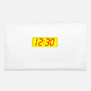 Clock clock - Pillowcase 32'' x 20''