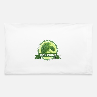 Vegetable Broccoli Veggie Vegetable - Pillowcase 32'' x 20''