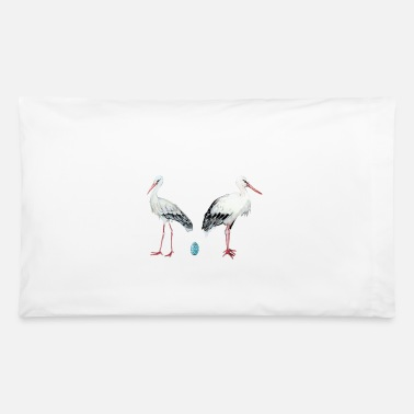 Stork Storks - Pillowcase