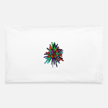 Colorful Ball - Pillowcase 32'' x 20''