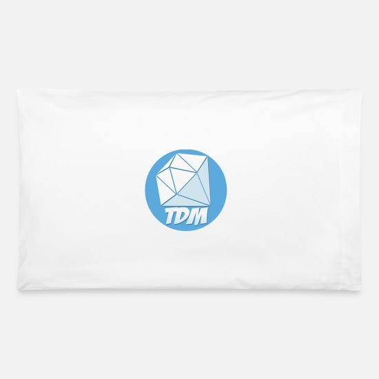 Tdm Pillow Cases - DANTDM!!! - Pillowcase 32'' x 20'' white