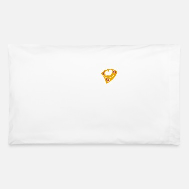 I Only Date Sorry I Only Date Pizza - Pillowcase 32'' x 20''