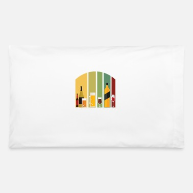 Alcohol Alcohol Tee For Alcoholic Celebrate Diversity - Pillowcase 32'' x 20''
