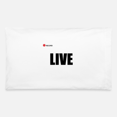 Record Champion Live record - Pillowcase 32'' x 20''