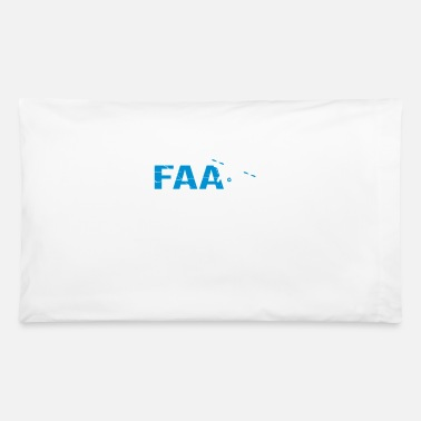 Pilot License FAA Licensed Drone Pilot - Pillowcase 32'' x 20''