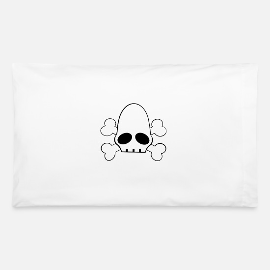 Game Pillow Cases - Dead - Pillowcase 32'' x 20'' white