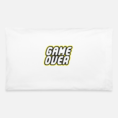 Game Over Game over - Pillowcase