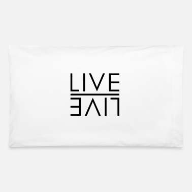 Lively LIVE - LIVE - Pillowcase 32'' x 20''