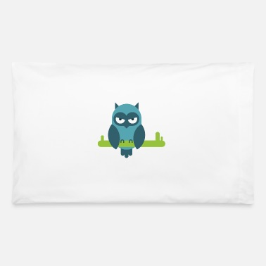 Night Owl Night Owl - Pillowcase 32'' x 20''