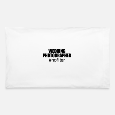 Wedding wedding photographer - Pillowcase 32'' x 20''