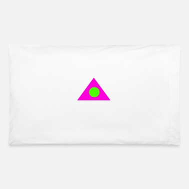 Triangle triangle - Pillowcase 32'' x 20''
