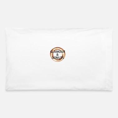 Glamour Glamour and Donuts - Pillowcase 32'' x 20''
