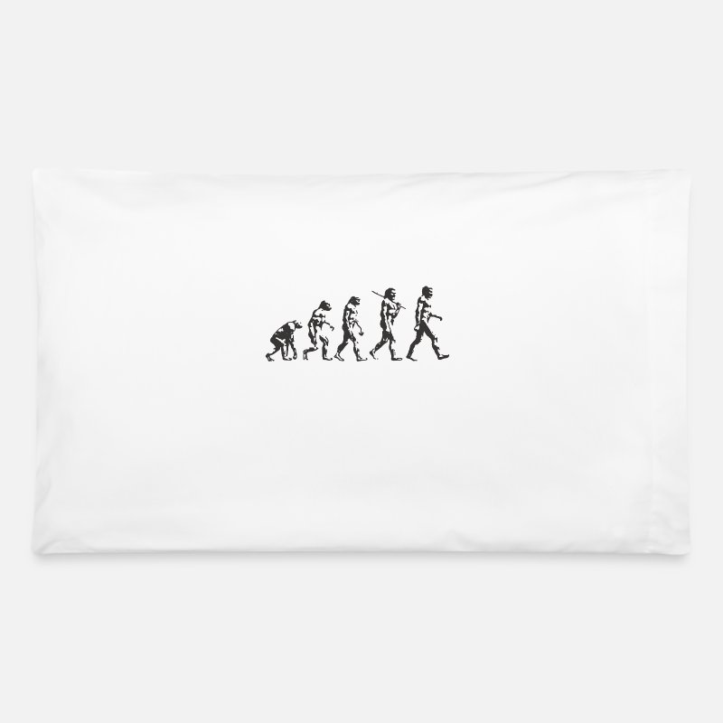 Evolution Pillow Cases - Evolution - Pillowcase 32'' x 20'' white