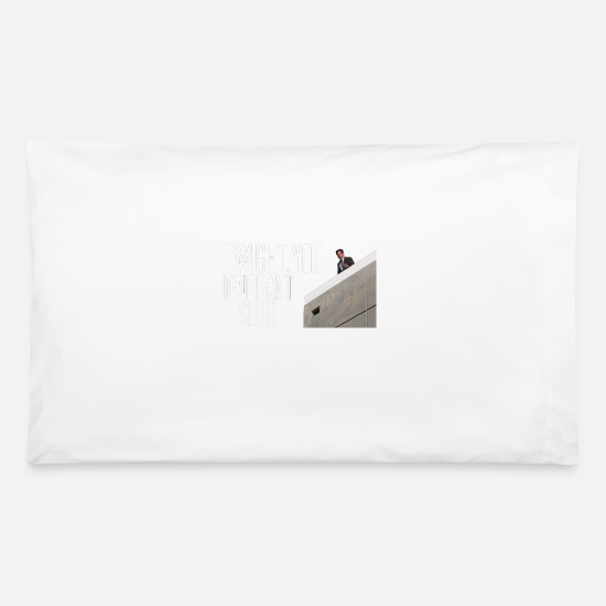 Office Pillow Cases - the office - Pillowcase 32'' x 20'' white