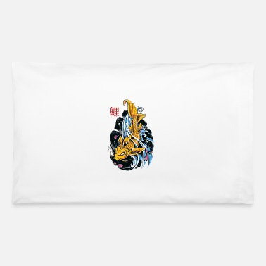 Koi Koi Koi - Pillowcase 32'' x 20''