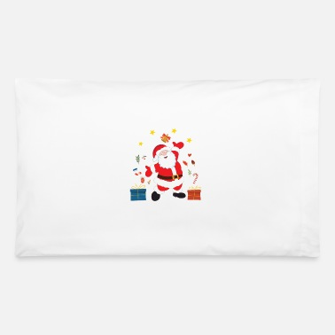 Santa Claus santa claus - Pillowcase 32'' x 20''